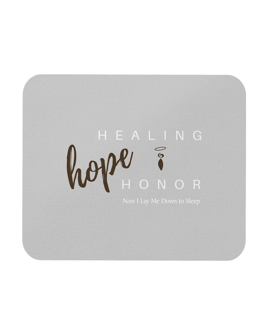 Healing Hope Honor Mousepad