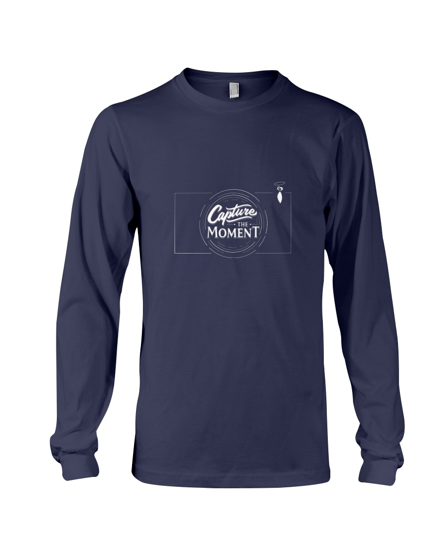 Capture the Moment Long Sleeve Tee