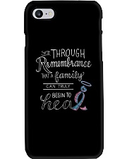 It is through Remembrance Phone Case thumbnail