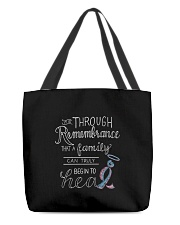 It is through Remembrance All-over Tote thumbnail