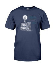 Photographs are Important Premium Fit Mens Tee front