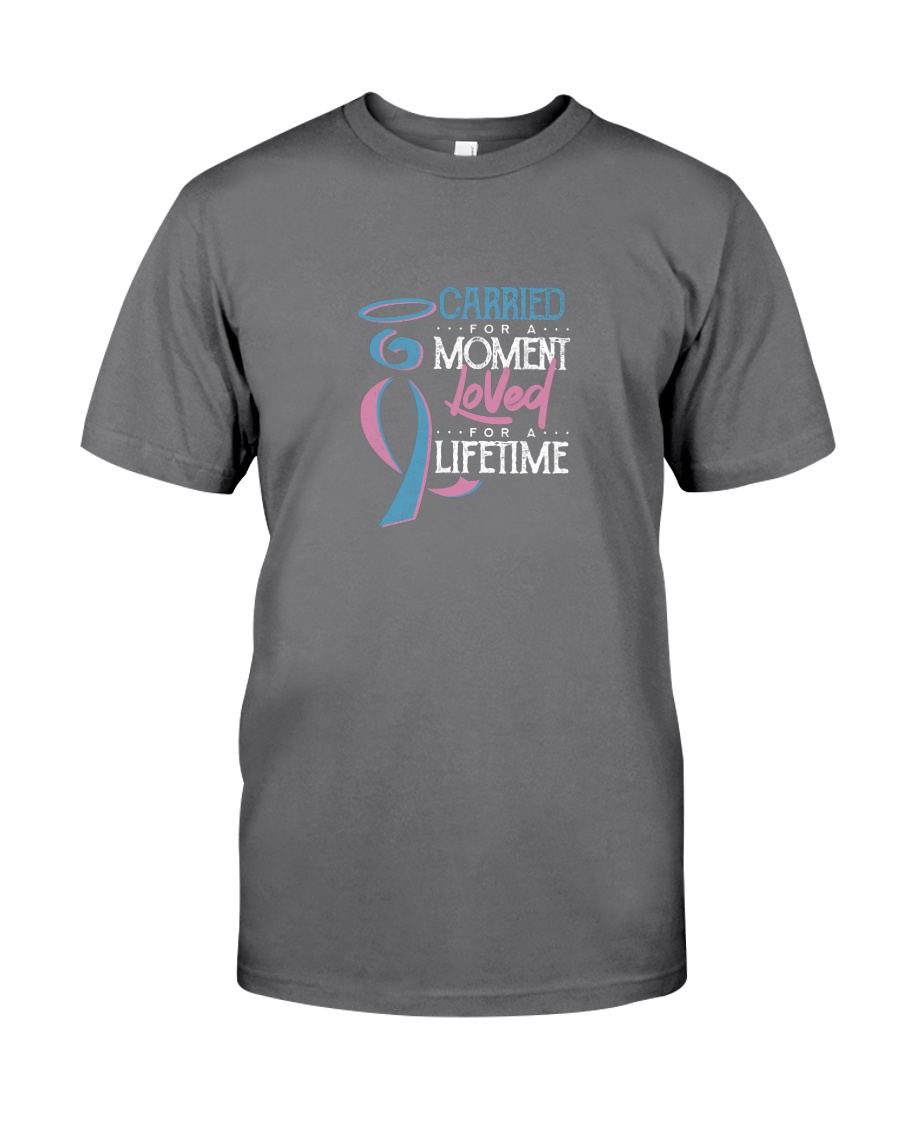 Carried for a Moment Premium Fit Mens Tee