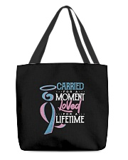 Carried for a Moment All-over Tote thumbnail