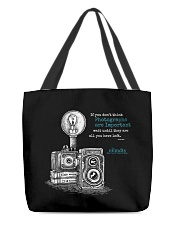 Vintage Camera All-over Tote thumbnail