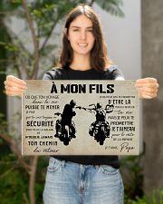 A Mon Fils Papa 17x11 Poster poster-landscape-17x11-lifestyle-19