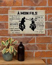 A Mon Fils Papa 17x11 Poster poster-landscape-17x11-lifestyle-23