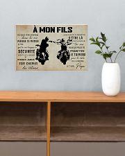 A Mon Fils Papa 17x11 Poster poster-landscape-17x11-lifestyle-24