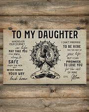 Yoga Poster To Daughter 17x11 Poster poster-landscape-17x11-lifestyle-14