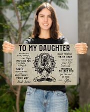 Yoga Poster To Daughter 17x11 Poster poster-landscape-17x11-lifestyle-19