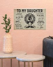 Yoga Poster To Daughter 17x11 Poster poster-landscape-17x11-lifestyle-21
