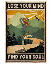 Yoga Lose You Mind Find Your Soul v2 11x17 Poster front