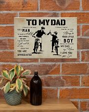 Poster To My Dad Bicycle 17x11 Poster poster-landscape-17x11-lifestyle-23