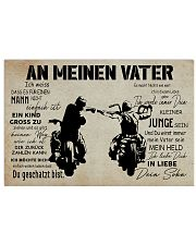 AnMeinenVater 17x11 Poster front