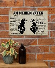 AnMeinenVater 17x11 Poster poster-landscape-17x11-lifestyle-23