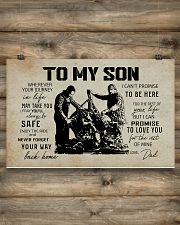 Mechanic Dad To My Son 17x11 Poster poster-landscape-17x11-lifestyle-14