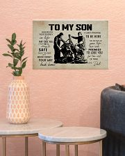 Mechanic Dad To My Son 17x11 Poster poster-landscape-17x11-lifestyle-21