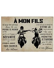 A Mon Fils Maman 17x11 Poster front