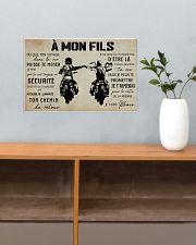 A Mon Fils Maman 17x11 Poster poster-landscape-17x11-lifestyle-24