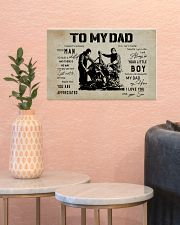 Mechanic Son To My Dad 17x11 Poster poster-landscape-17x11-lifestyle-21