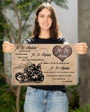 Je Te Choisis 17x11 Poster poster-landscape-17x11-lifestyle-19