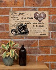 Je Te Choisis 17x11 Poster poster-landscape-17x11-lifestyle-23
