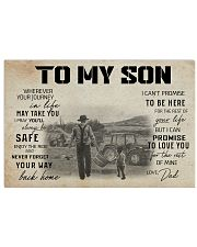 Poster To My Son Farm 1 17x11 Poster front