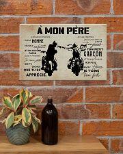 AMonPereFils 17x11 Poster poster-landscape-17x11-lifestyle-23