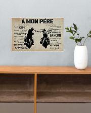 AMonPereFils 17x11 Poster poster-landscape-17x11-lifestyle-24