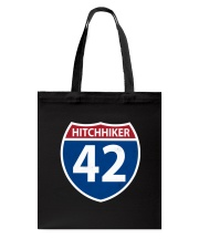 Interstate 42 Tote Bag thumbnail