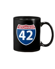 Interstate 42 Mug tile
