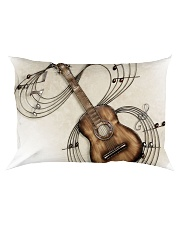3D PRINT GUITAR T-SHIRT Rectangular Pillowcase thumbnail