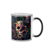 3D PRINT SKULL T-SHIRT Color Changing Mug thumbnail