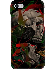 3D PRINT SKULL T-SHIRT Phone Case thumbnail