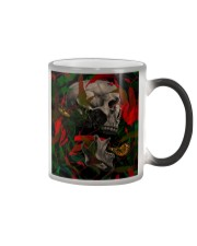 3D PRINT SKULL T-SHIRT Color Changing Mug thumbnail