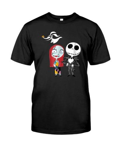 Nightmare Before Christmas Jack and Sally 2