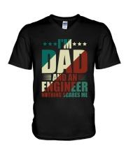 T-shirt Design V-Neck T-Shirt thumbnail
