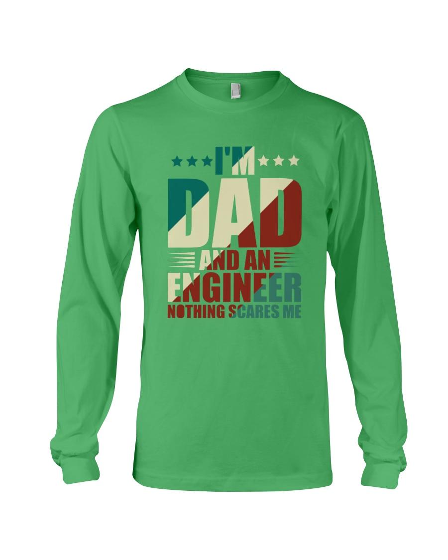 T-shirt Design Long Sleeve Tee