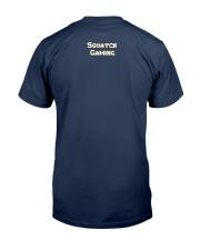 Squatch T Classic T-Shirt back