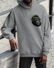 Squatch Hoodie Hooded Sweatshirt apparel-hooded-sweatshirt-lifestyle-front-11