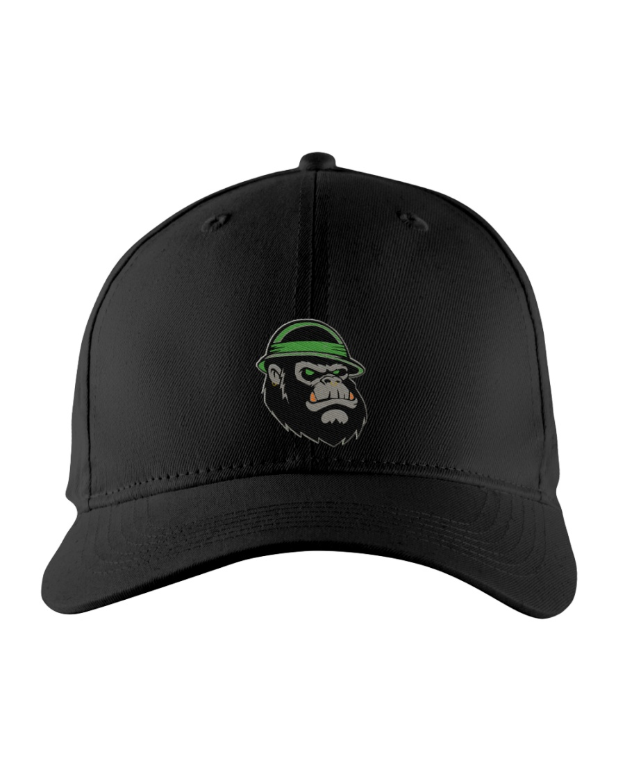 Squatch Logo Hat Embroidered Hat
