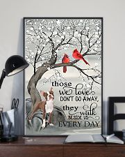 brown boston terrier-every day-sp 11x17 Poster lifestyle-poster-2