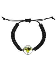 My 80s Logo Cord Circle Bracelet thumbnail