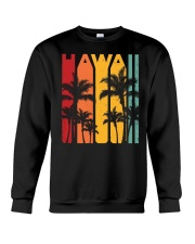 VINTAGE HAWAIIAN T-SHIRT - ALOHA HAWAII Crewneck Sweatshirt thumbnail