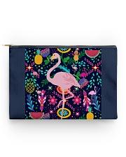 flamingo bird pineapple summer mask   Accessory Pouch - Standard thumbnail