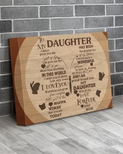 Gift For Daughter - To My Daughter I Didn't Gave 14x11 Gallery Wrapped Canvas Prints aos-canvas-pgw-14x11-lifestyle-front-12