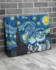 Gift For Wife - To My Wife Van Gogh Art 14x11 Gallery Wrapped Canvas Prints aos-canvas-pgw-14x11-lifestyle-front-12