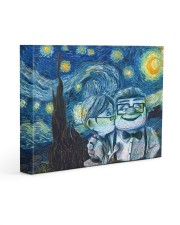 Gift For Wife - To My Wife Van Gogh Art 14x11 Gallery Wrapped Canvas Prints front