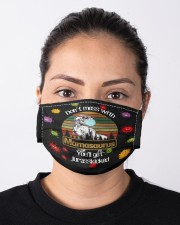 Don't Mess With Mamasaurus Cloth Face Mask - 3 Pack aos-face-mask-lifestyle-01