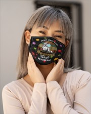 Don't Mess With Mamasaurus Cloth Face Mask - 3 Pack aos-face-mask-lifestyle-17