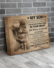 Gift For Son - To My Son 14x11 Gallery Wrapped Canvas Prints aos-canvas-pgw-14x11-lifestyle-front-12